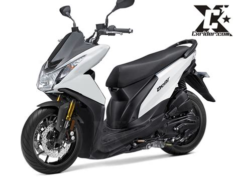 Modifikasi Beat Fi by Konsep Modifikasi Honda Beat Fi Touring Elegan Cxrider