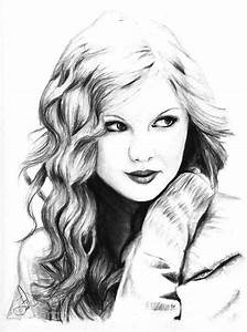 Taylor Swift Free Colouring Pages