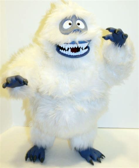 adorable  plush bumble roaring ultimate abominable