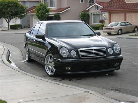 mercedes w210 tuning mercedes e w210 limousine s210 t modell brabus