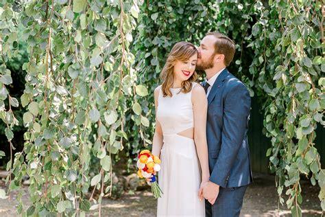 Heronswood Garden Wedding