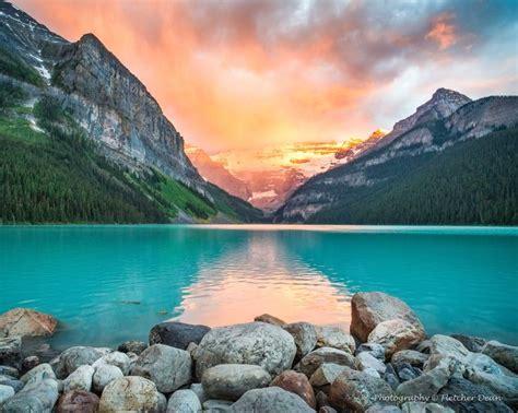 lake louise  banff national park alberta