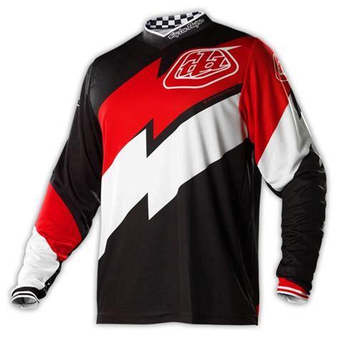 design jersey motocross 2 colors riding t shirts troy lee designs mtb motocross