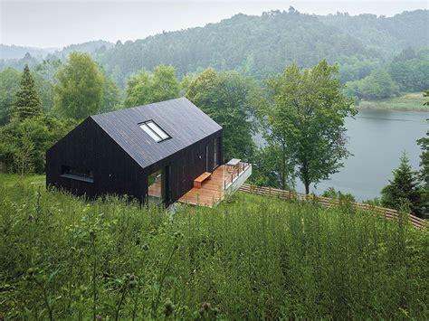 Moderne Häuser Schwarz by H 228 User Des Jahres 2016 Schwarzes Holzhaus Aussenansicht