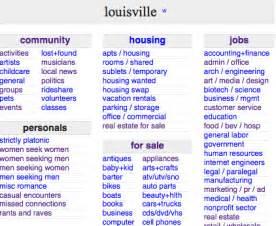 This week, in Louisville, on Craigslist: Jan. 31-Feb. 6 ...