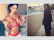 Nicole Scherzinger shows off fierce beach body on holiday
