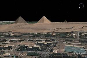 Planets in Line with Pyramids - Pics about space