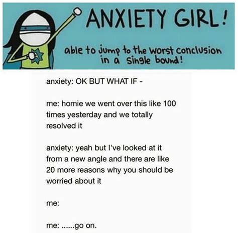 Anxiety Meme - 6 illustrations that tackle mental health x stigma brilliantly mhaw15 iamstigmafree