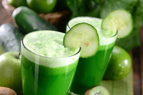 cucumber juice celery kale recipe