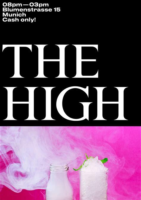 The High on Behance