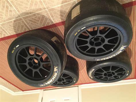 sets    ccw wheels  michelin slicks  sale