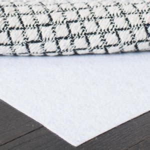 Safavieh Rug Pads by Safavieh Carpet To Carpet White 9 Ft X 12 Ft Rug Pad