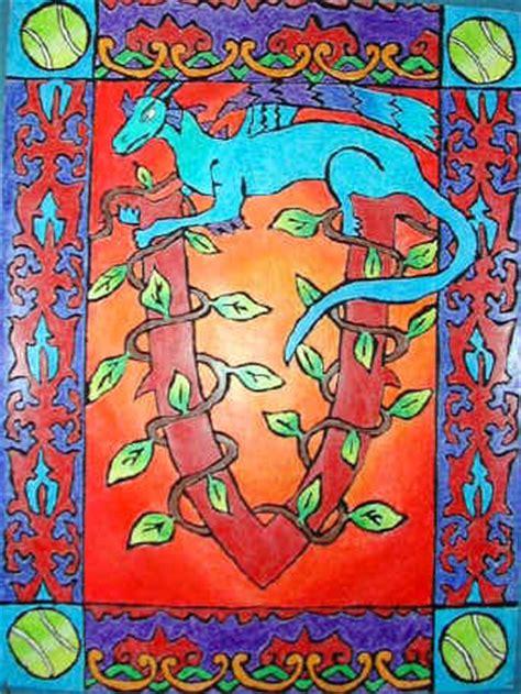 art folder illuminated letters art  ms bucknamart