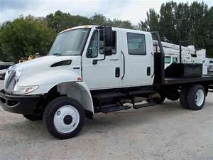International 4300 4x4  2011    Utility    Service Trucks