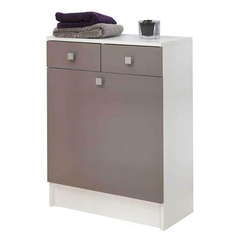 meuble de salle de bain avec meuble de cuisine symbiosis meuble bas de salle de bain avec bac à linge