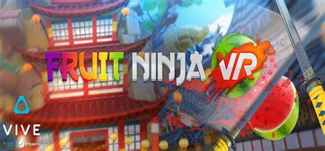 fruit ninja vr   full pc game full version