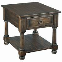 vintage end table Vintage End Table with One Drawer and One Shelf by Kincaid Furniture   Wolf and Gardiner Wolf ...