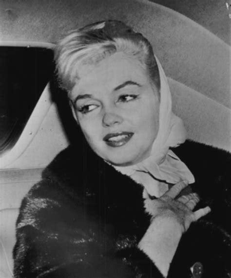 1960 POUR MON AMIE SIMONA. Sur le tournage du film The misfits. Marilyn monroe Film Tournage