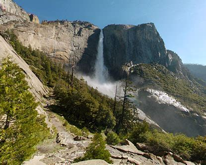 Top Tallest Waterfalls The World Most