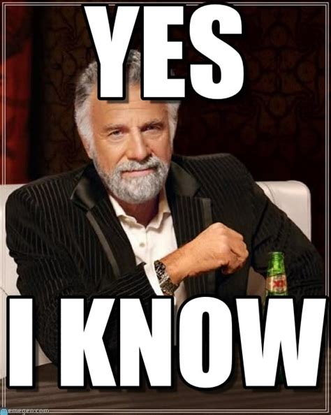I Know Memes - 20 i know memes you can totally use right now sayingimages com