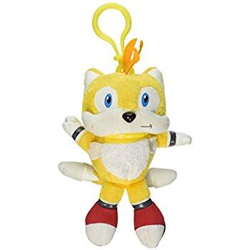 Sonic the Hedgehog Big the Cat Plush