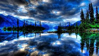 Reflection Wallpapers Background Scenes Nature