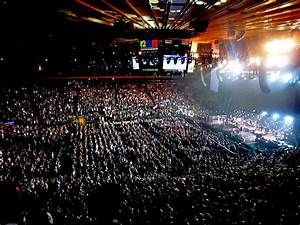 Image gallery msg concert for Tickets madison square garden