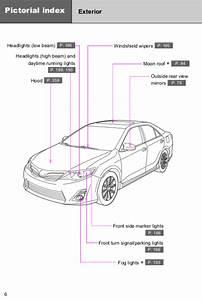 2013 Toyota Camry Owners Manual - Zofti