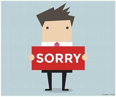 Apology Sorry Customer Steps Say Way Crafting