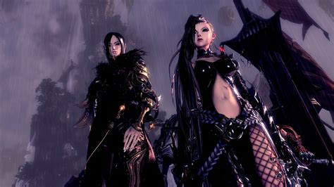 Blade And Soul Wallpaper Review Blade Soul Hardcore Gamer