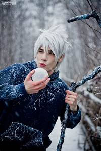 Salute to Sexy Male Cosplay: Jack Frost, Basketball Stars ...