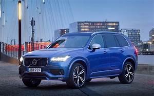 2016, Volvo, Xc90, R-design, Shows, More, Aggressive, Design, And, 22-inch, Wheels