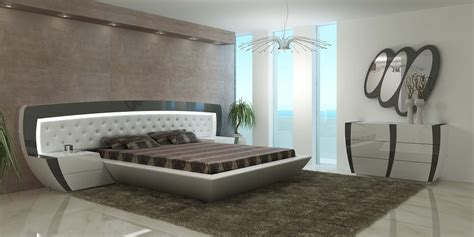 contemporary modern bedroom furniture decor units