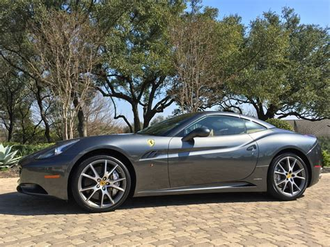 2010 Ferrari California 0-60