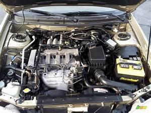 2000 Mazda 626 Lx Engine Photos