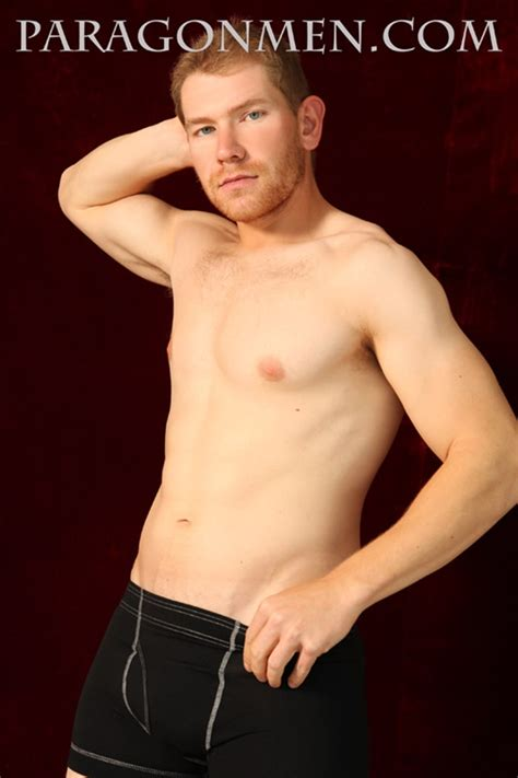 Gay Porn Pics Ginger Alex Adams Paragon Men Dirty
