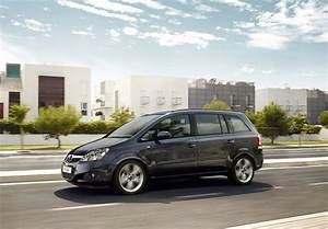 Pictures Of Chevrolet Zafira  B  2008