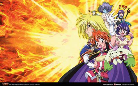 Slayers Anime Wallpaper - slayers free anime wallpaper site