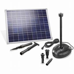 Solarpumpe Für Teich : solar teichpumpe 35w 1700l h solarpumpe gartenteich pumpe teich esotec 101723 ~ Orissabook.com Haus und Dekorationen
