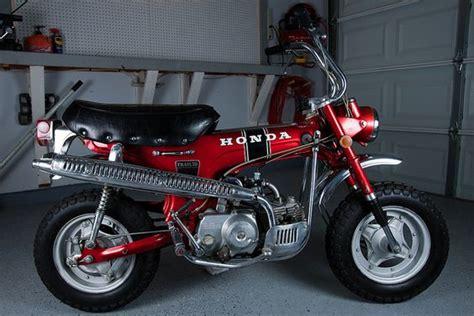 Honda Ct70 Mini Trail Parts