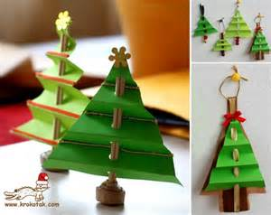 christmas craft ideas christmas tree dump a day