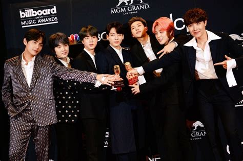 Billboard Music Awards 2019 Jadi Malamnya BTS!