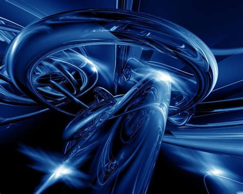 Electric Blue Wallpapers