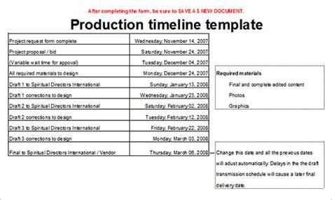 video production schedule template charlotte clergy