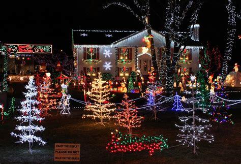lights display arvada