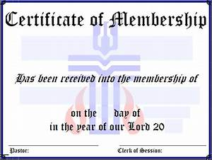 sample membership certificate 13 documents in pdf psd With new member certificate template