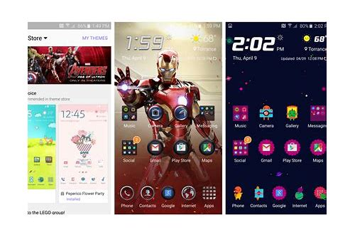 theme galaxy s6 apk download
