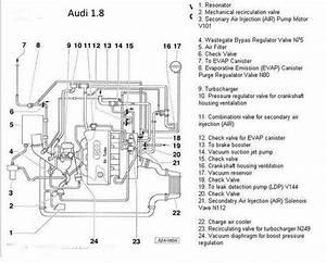 2001 Vw Jetta 1 8t Vacuum Hose Diagram