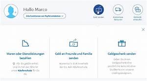 Paypal Auf Rechnung Bezahlen : paypal berweisung geld senden abbuchen guthaben aufladen giga ~ Themetempest.com Abrechnung