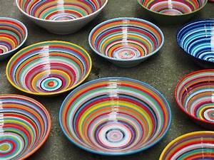 Keramik Geschirr Mediterran : steingut geschirr bunt steingut geschirr bunt wohndesign ~ Michelbontemps.com Haus und Dekorationen